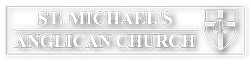 St. Michaels Anglican Logo