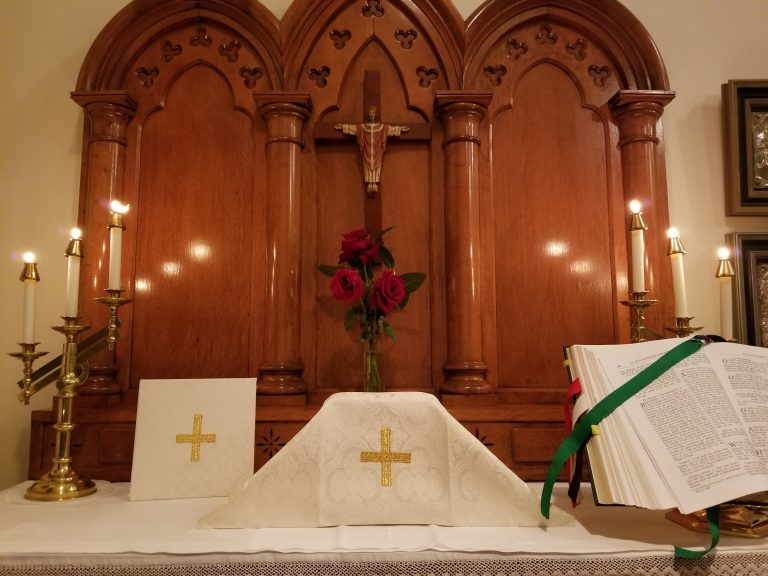 Sermon: Maundy Thursday Institution of the Holy Eucharist by Jesus Christ