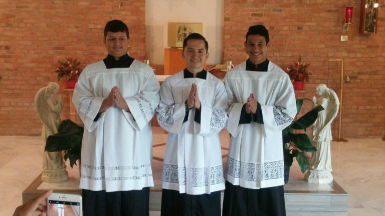 Acolyte Eucharist Service Reference Manuel