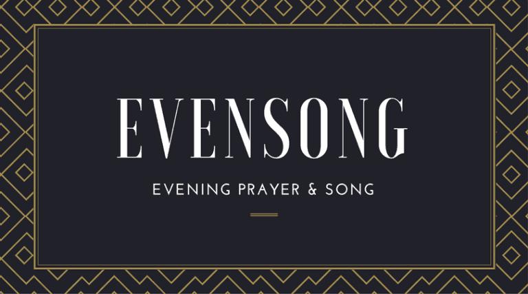 Evensong Feb 2
